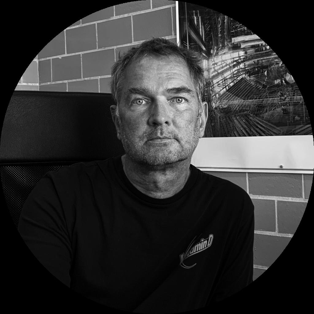 Portrait Torsten Oelscher